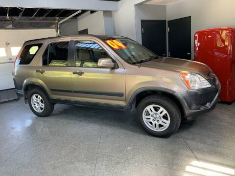 2004 Honda CR-V for sale at Settle Auto Sales TAYLOR ST. in Fort Wayne IN