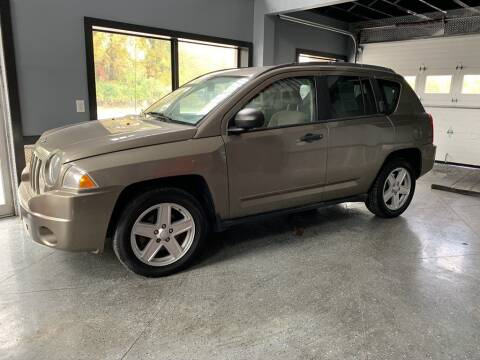 2008 Jeep Compass for sale at Settle Auto Sales TAYLOR ST. in Fort Wayne IN