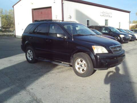 2005 Kia Sorento for sale at Settle Auto Sales TAYLOR ST. in Fort Wayne IN