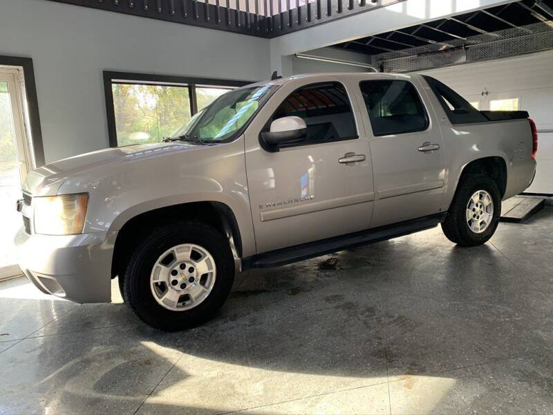 2007 Chevrolet Avalanche for sale at Settle Auto Sales TAYLOR ST. in Fort Wayne IN