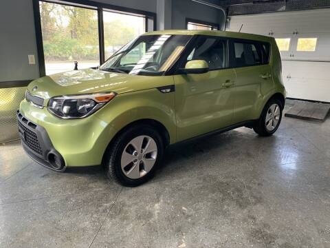 2014 Kia Soul for sale at Settle Auto Sales TAYLOR ST. in Fort Wayne IN