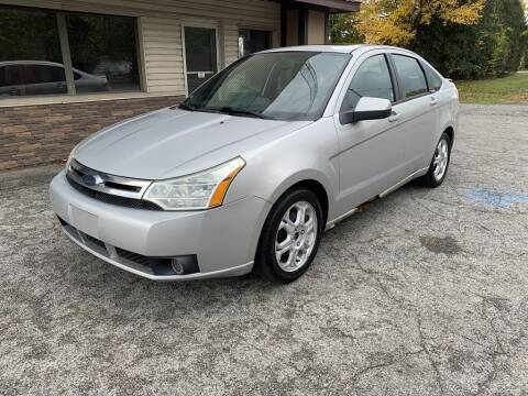 2009 Ford Focus for sale at Settle Auto Sales TAYLOR ST. in Fort Wayne IN