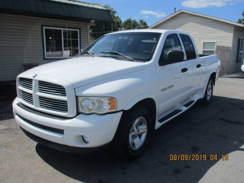 2002 Dodge Ram Pickup 1500 for sale at Settle Auto Sales TAYLOR ST. in Fort Wayne IN