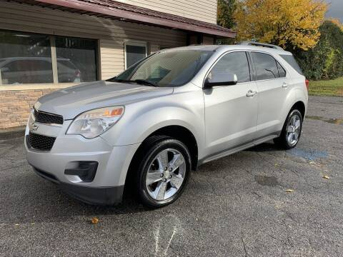 2012 Chevrolet Equinox for sale at Settle Auto Sales TAYLOR ST. in Fort Wayne IN