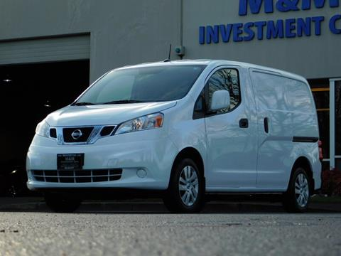 2017 Nissan NV200 for sale in Portland, OR