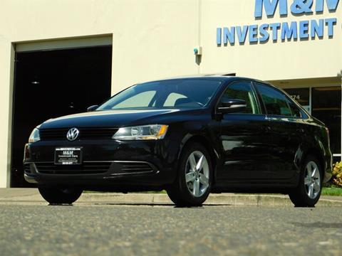 2012 Volkswagen Jetta for sale in Portland, OR