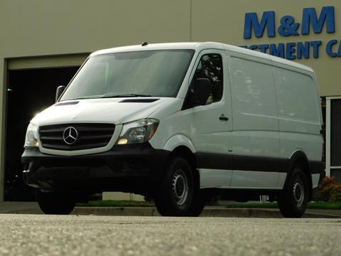 2015 Mercedes-Benz Sprinter Cargo for sale in Portland, OR