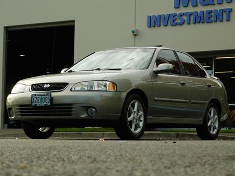 2001 Nissan Sentra for sale in Portland, OR
