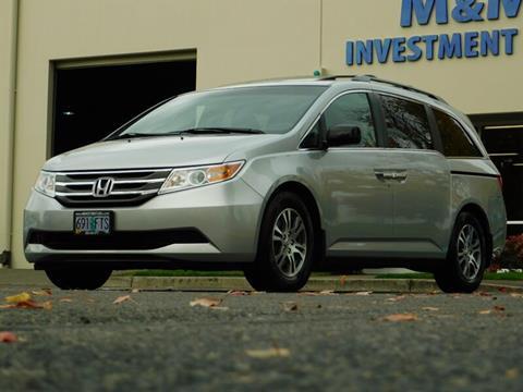 2012 Honda Odyssey for sale in Portland, OR