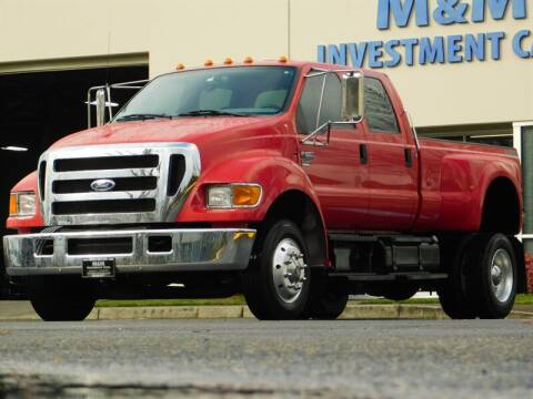 2004 Ford F-650 Super Duty for sale in Portland, OR