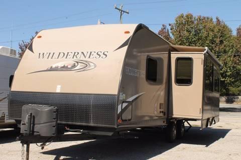 2015 Heartland Wilderness for sale at Greenlight Auto Remarketing in Spartanburg SC