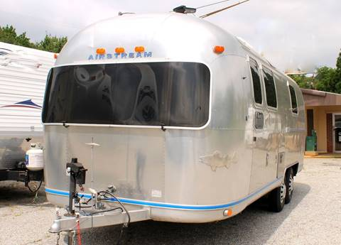 1974 Airstream 25' Trade Wind for sale at Greenlight Auto Remarketing in Spartanburg SC