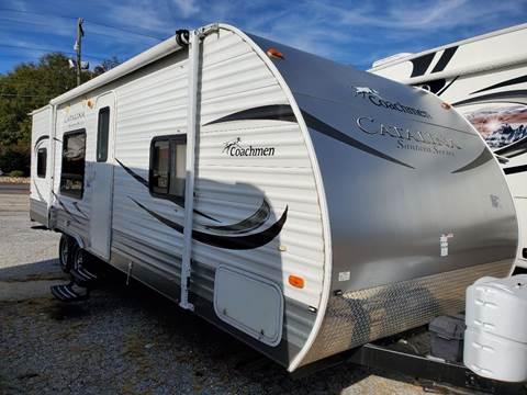 2013 Coachman Catalina 282bh for sale in Spartanburg, SC