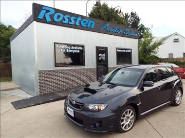 2011 Subaru Impreza for sale at ROSSTEN AUTO SALES in Grand Forks ND
