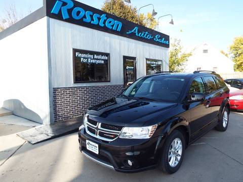 2014 Dodge Journey for sale at ROSSTEN AUTO SALES in Grand Forks ND