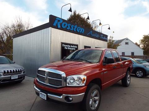 2008 Dodge Ram Pickup 1500 for sale in Grand Forks, ND