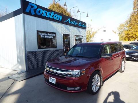 2013 Ford Flex for sale in Grand Forks, ND