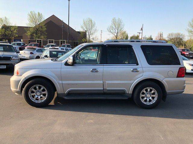 lincoln htm suv used for sale duluth mn navigator bargain