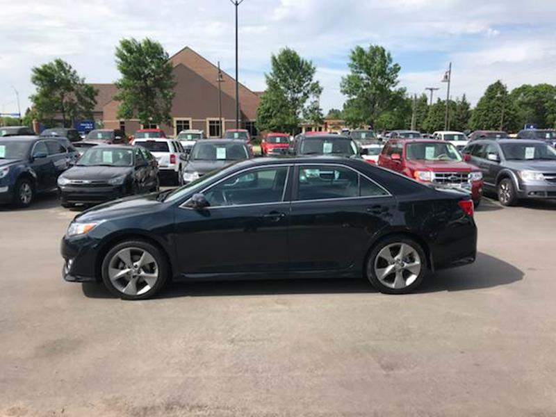 2012 Toyota Camry For Sale At ROSSTEN AUTO SALES In Grand Forks ND