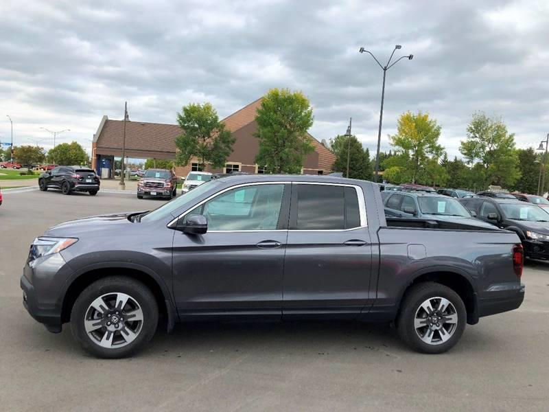 2017 Honda Ridgeline Rtl T In Grand Forks Nd Rossten Auto Sales