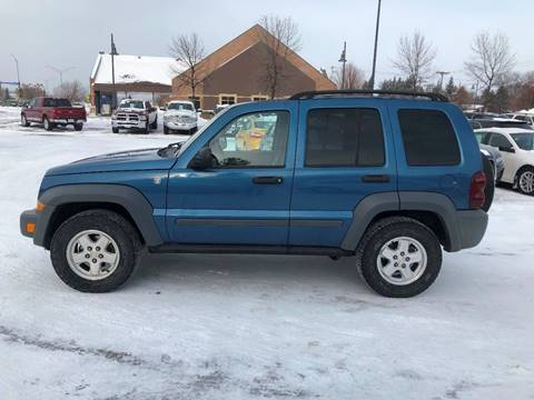 2005 Jeep Liberty for sale in Grand Forks, ND
