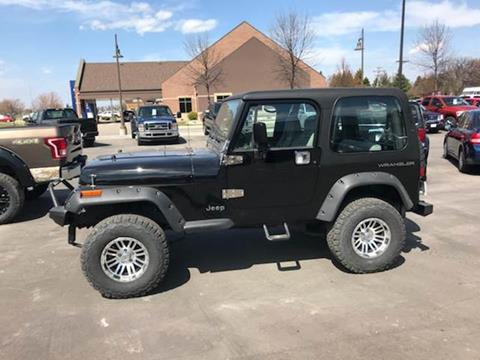 1993 Jeep Wrangler for sale in Grand Forks, ND