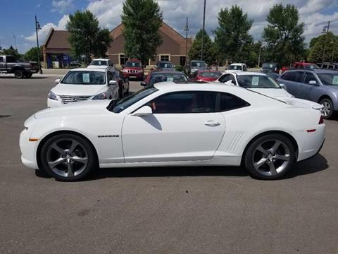 2014 Chevrolet Camaro for sale in Grand Forks, ND