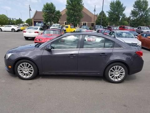 2012 Chevrolet Cruze for sale in Grand Forks, ND