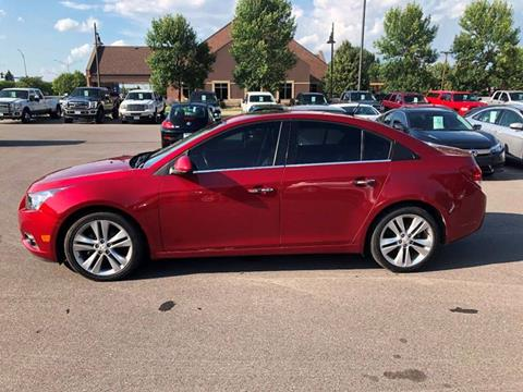 2014 Chevrolet Cruze for sale in Grand Forks, ND