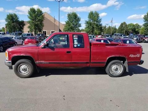 1991 Chevrolet C/K 1500 Series for sale in Grand Forks, ND