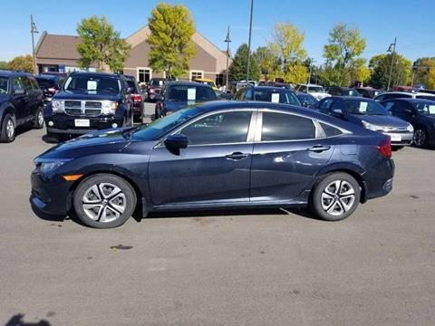 2016 Honda Civic for sale in Grand Forks, ND