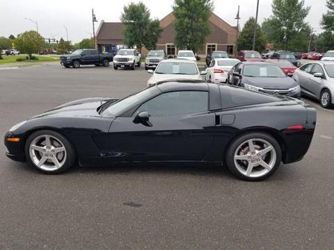 2005 Chevrolet Corvette for sale in Grand Forks, ND