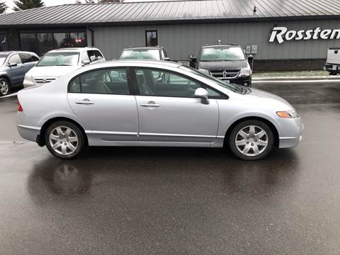 2010 Honda Civic for sale in Grand Forks, ND