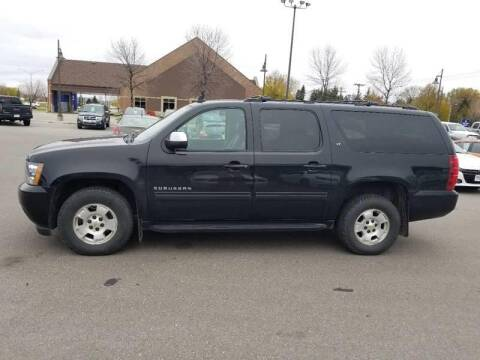 2012 Chevrolet Suburban for sale at ROSSTEN AUTO SALES in Grand Forks ND