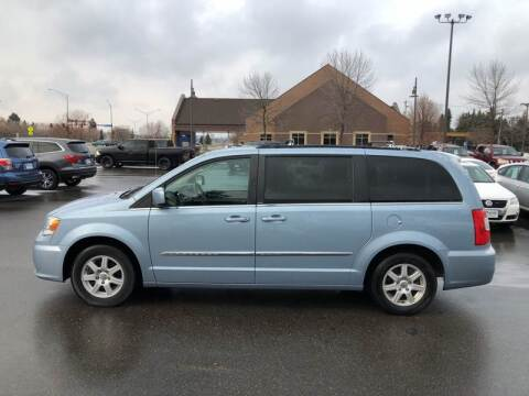 2013 Chrysler Town and Country for sale at ROSSTEN AUTO SALES in Grand Forks ND