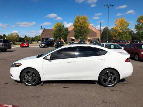 2015 Dodge Dart for sale at ROSSTEN AUTO SALES in Grand Forks ND