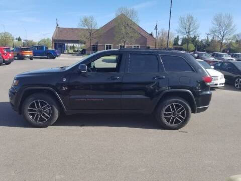 2019 Jeep Grand Cherokee for sale at ROSSTEN AUTO SALES in Grand Forks ND
