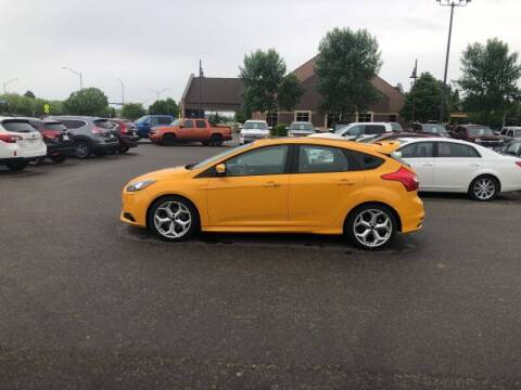 2013 Ford Focus for sale at ROSSTEN AUTO SALES in Grand Forks ND