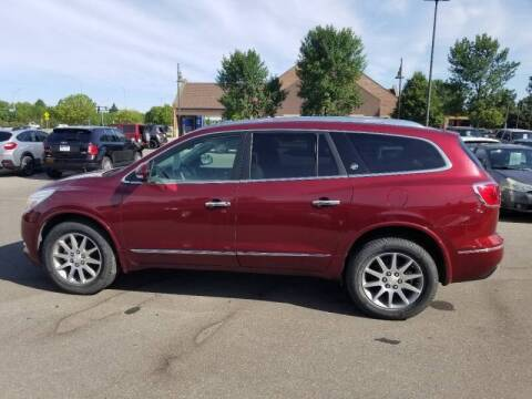 2015 Buick Enclave for sale at ROSSTEN AUTO SALES in Grand Forks ND