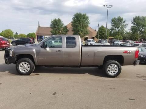 2012 Chevrolet Silverado 3500HD for sale at ROSSTEN AUTO SALES in Grand Forks ND