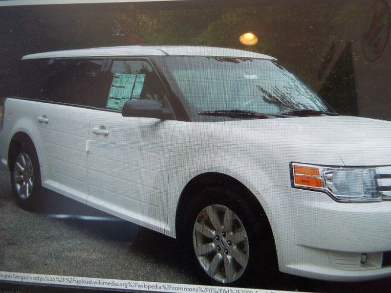2010 ford flex limited in grand forks nd - rossten auto sales