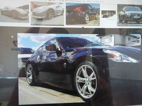 2013 Nissan 370Z for sale at ROSSTEN AUTO SALES in Grand Forks ND