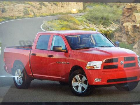 2012 RAM Ram Pickup 1500 for sale at ROSSTEN AUTO SALES in Grand Forks ND