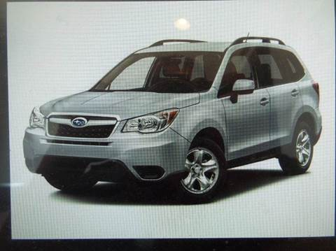 2016 Subaru Forester for sale at ROSSTEN AUTO SALES in Grand Forks ND