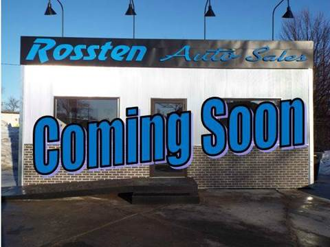 2013 Dodge Durango for sale at ROSSTEN AUTO SALES in Grand Forks ND