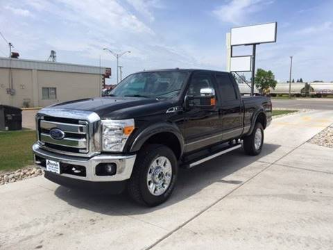 2016 Ford F-350 Super Duty for sale at ROSSTEN AUTO SALES in Grand Forks ND