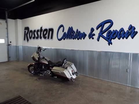 2011 Harley-Davidson Street Glide for sale at ROSSTEN AUTO SALES in Grand Forks ND