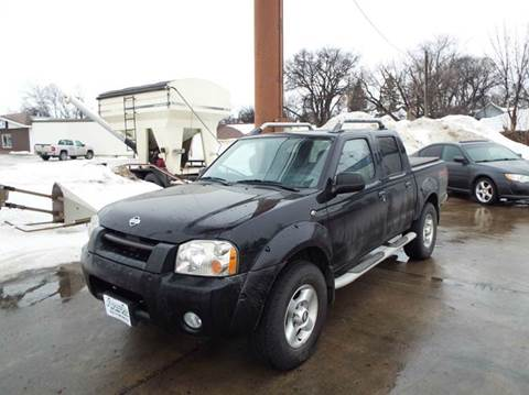 2001 Nissan Frontier for sale at ROSSTEN AUTO SALES in Grand Forks ND