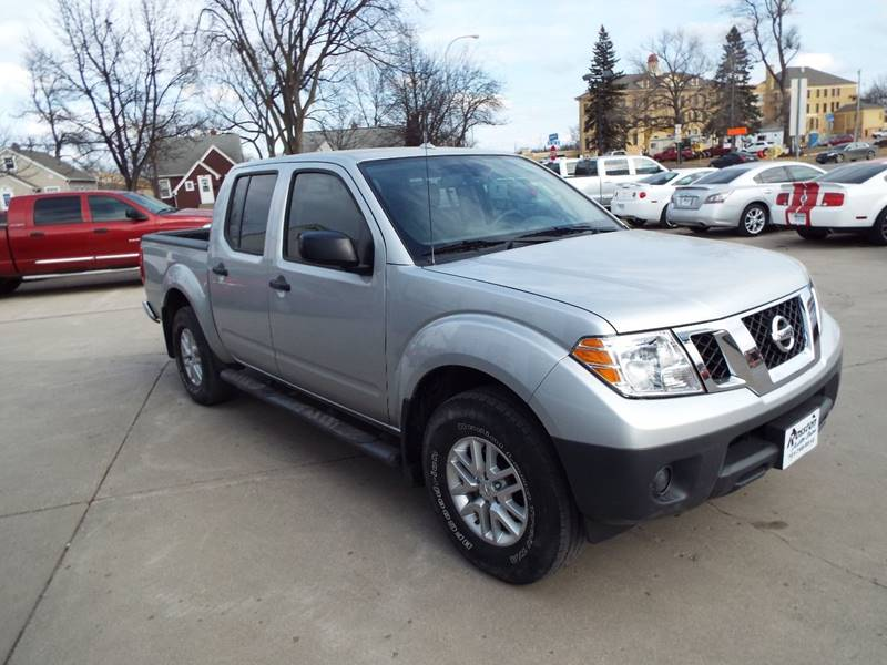2014 Nissan Frontier for sale at ROSSTEN AUTO SALES in Grand Forks ND