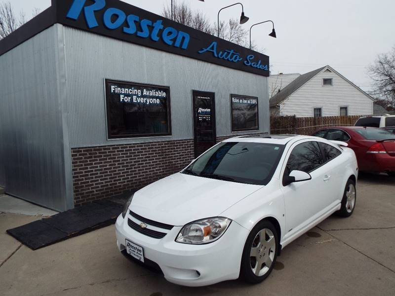 2009 Chevrolet Cobalt for sale at ROSSTEN AUTO SALES in Grand Forks ND